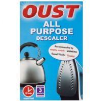 Oust All Purpose Descaler 3 x 25ml Sachets